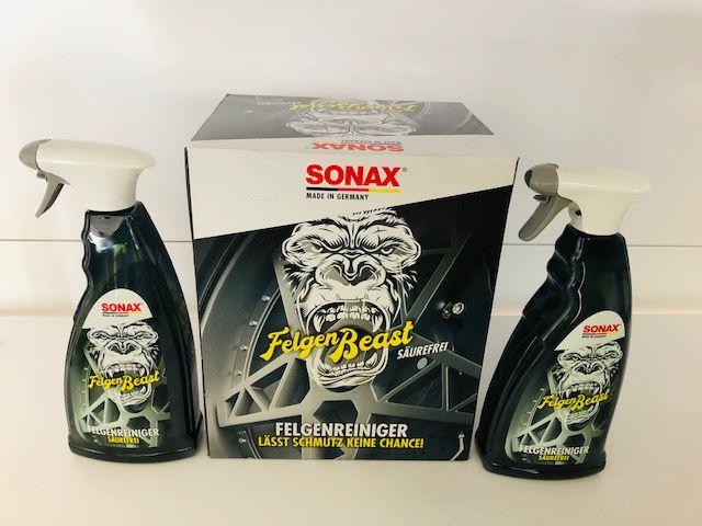 Auto-Pflegeprodukte Sonax
